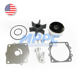 Yamaha Water Pump Repair Kit 6E5-W0078-01